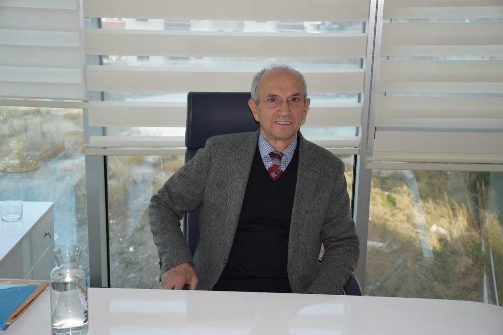 Doktorlarımızın babası Ali Soytürk