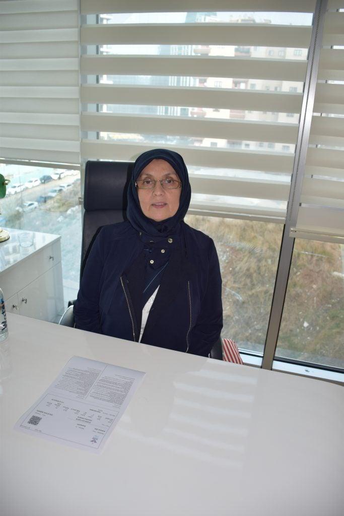 Doktorlarımızın Annesi Emine Soytürk