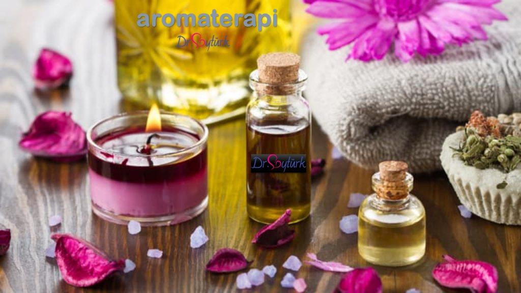 Aromaterapi Uzm. Dr. Züleyha SOYTÜRK AŞIK
