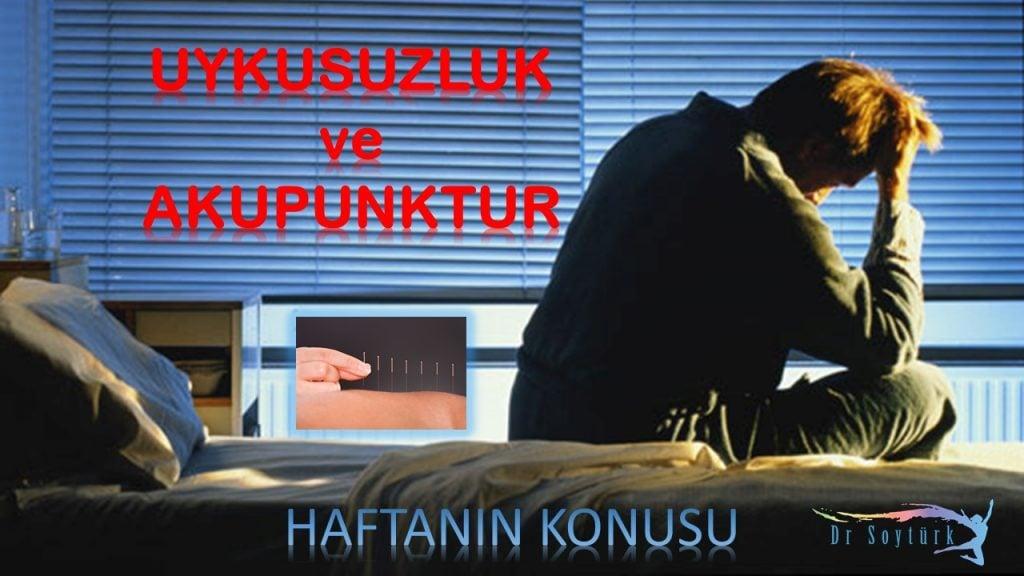 Uykusuzluk ve Akupunktur