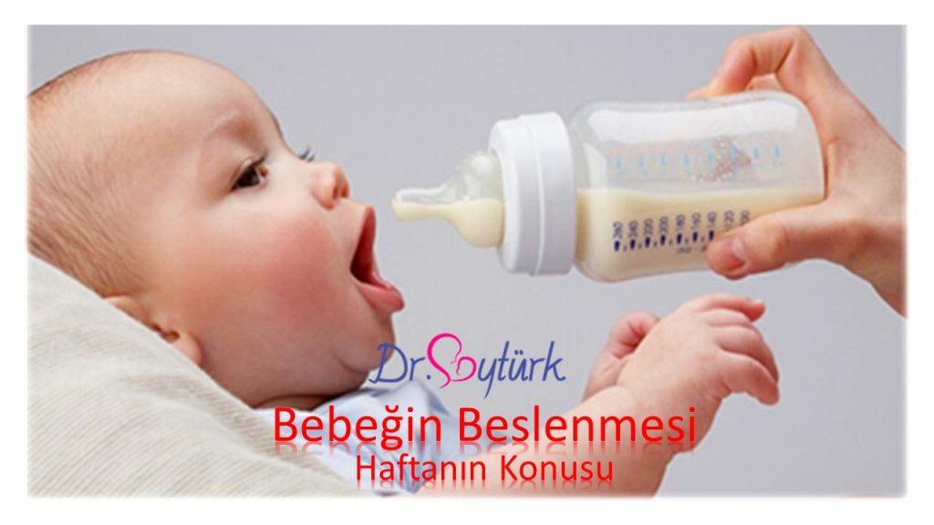 Bebeğin Beslenmesi